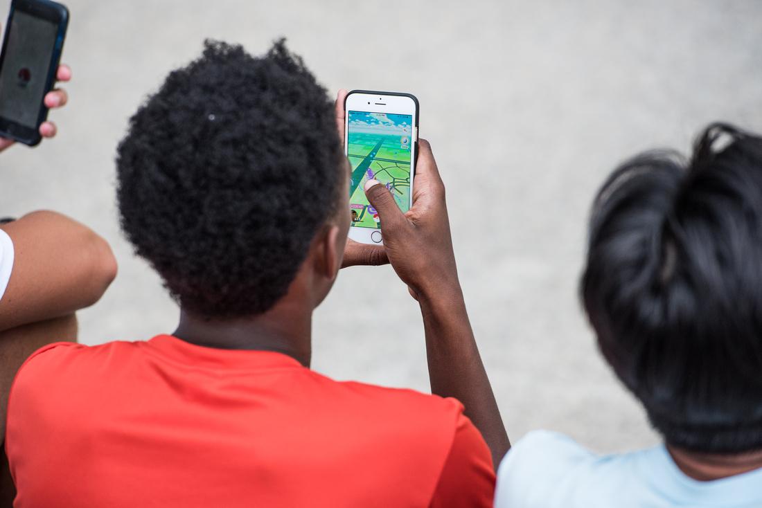 Pokemon Go hits Columbia